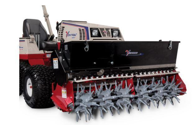 Ventrac AERA-vator Attachment
