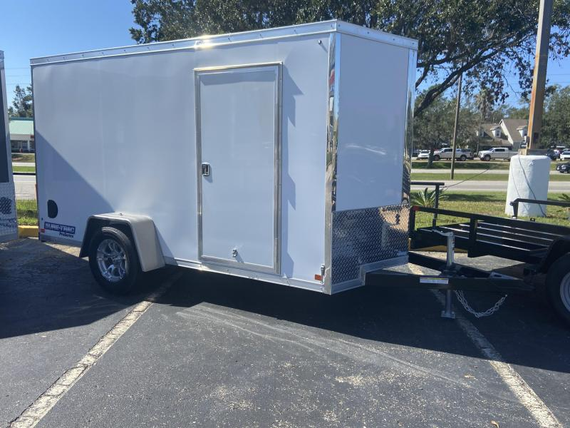 2021 Sure Trac 72X12 Enclosed Cargo Trailer