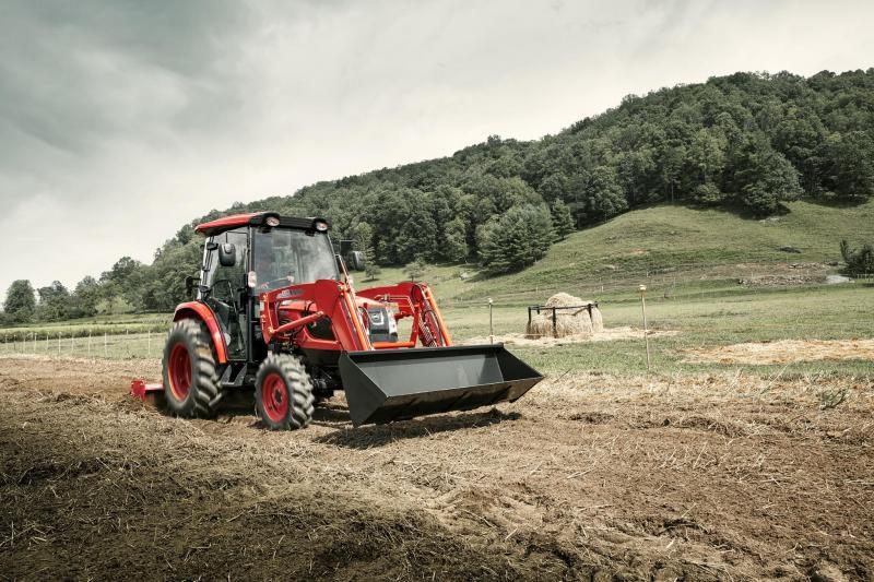 2021 Kioti NX4510MB Tractor
