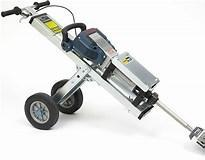 Bosch Tile Smasher Cart and Blade