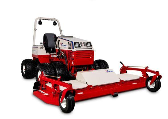 "Ventrac 95"" Wide Area Mower"