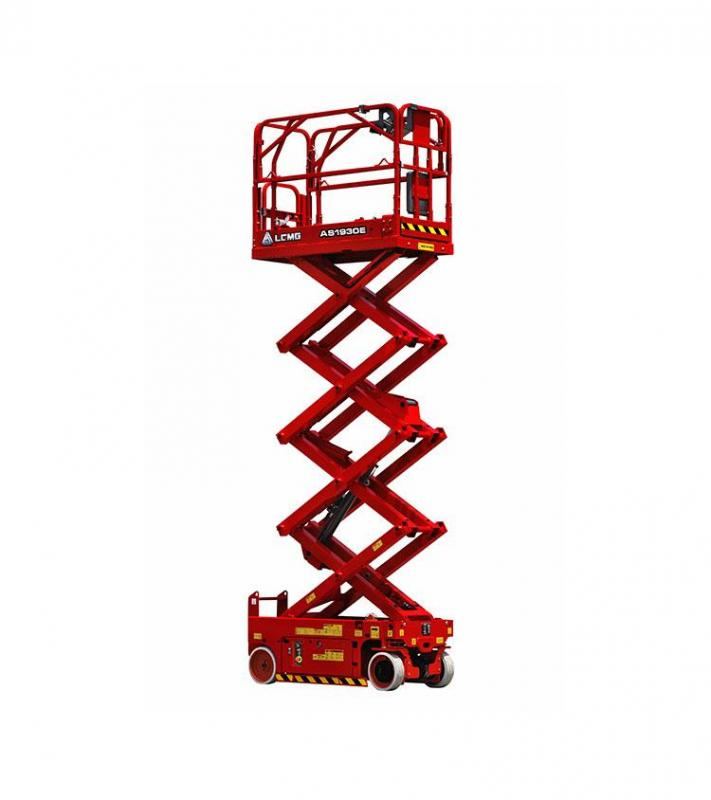 LGMG Scissor Lift  AE1930E (25 Feet Work Height)