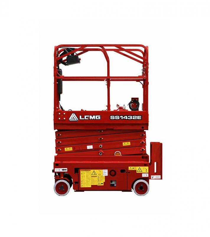 LGMG SS1432E ELECTRIC SCISSOR LIFT