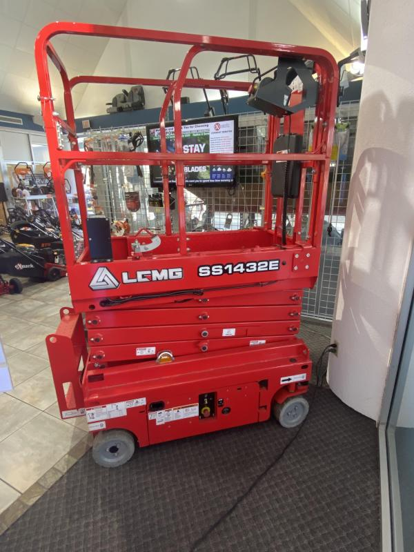 LGMG SS1432E ELECTRIC SCISSOR LIFT