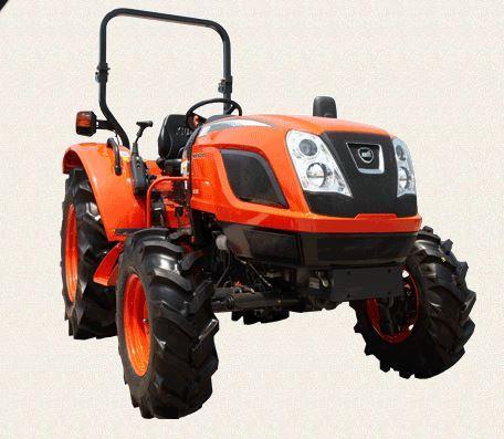 Kioti NX5010HB Tractor