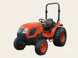 Kioti CK2610HB Tractor