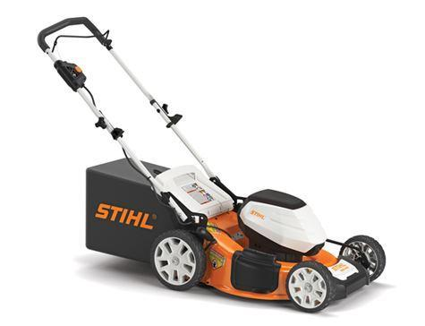 Stihl RMA460 Battery Push Mowers