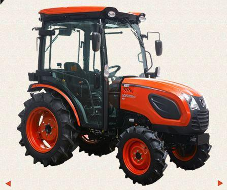 Kioti CK2610SEHC Tractor