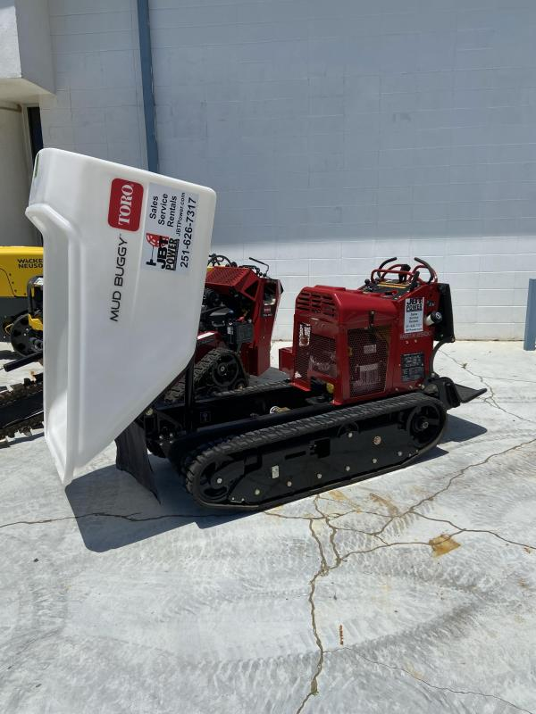 Toro MBTX-2500 Mud Buggy Concrete