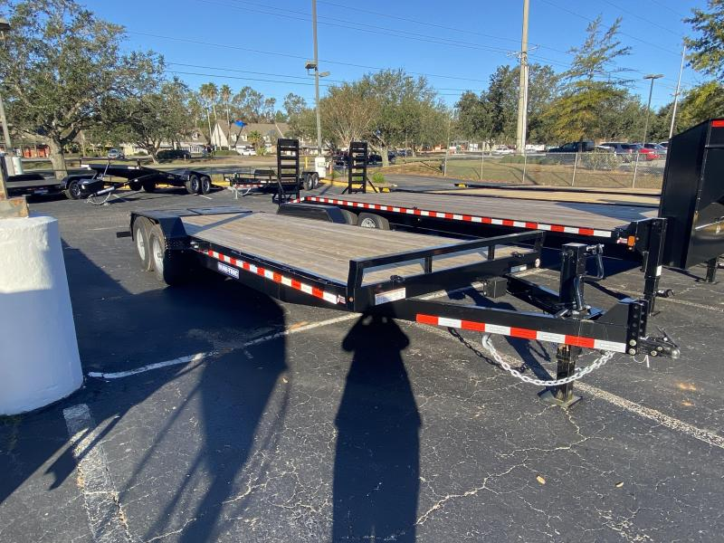 Sure-Trac 14K 82 X 19+3 Equipment Trailer