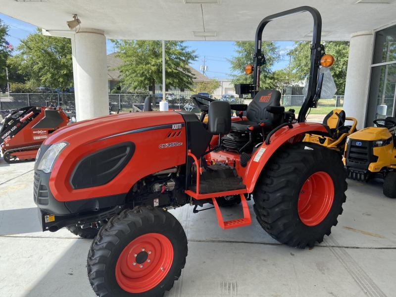 Kioti CK3510SEMB Tractor
