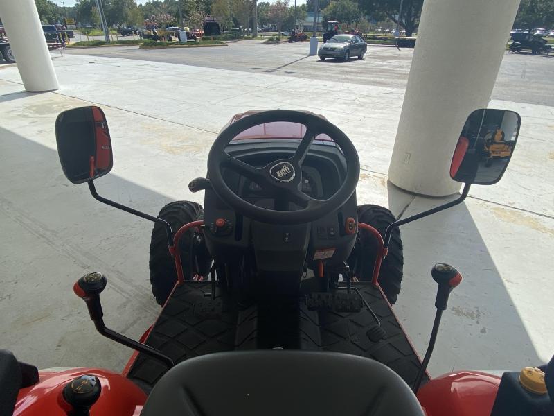 Kioti CK3510SEHB Tractor