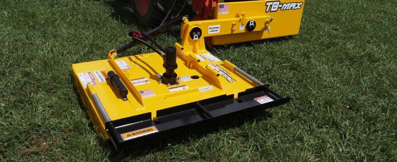 Trailblazer Max Mower Tractor Attachment