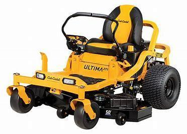"Cub Cadet ZT1-46"" Zero Turn Mower"