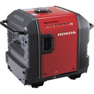 Honda EU3000 Inverter Quiet w/ Wheel Kit
