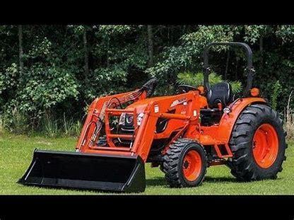 Kioti DK4510 Manual Tractor
