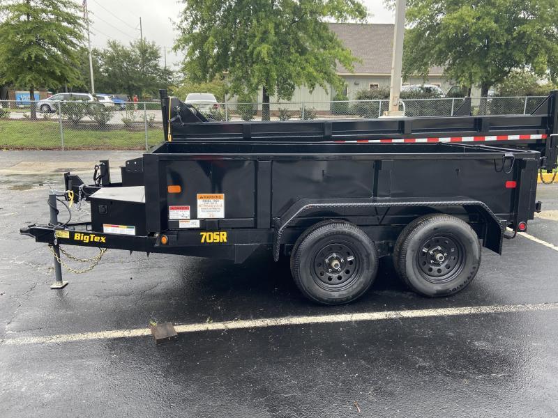 Big Tex 70SR-10 Dump Trailer