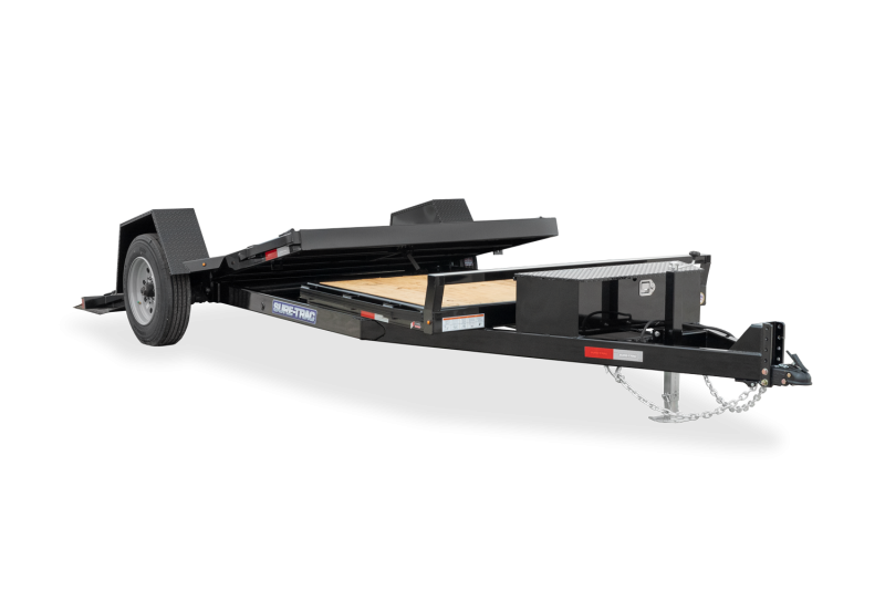2021 Sure-Trac 78X12 Tilt Equipment Trailer