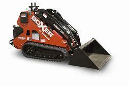 Boxer 600 HD Mini Skid Steer