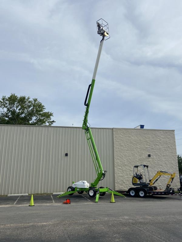Nifty SD50 Boom Lift (56 FEET Work Height)