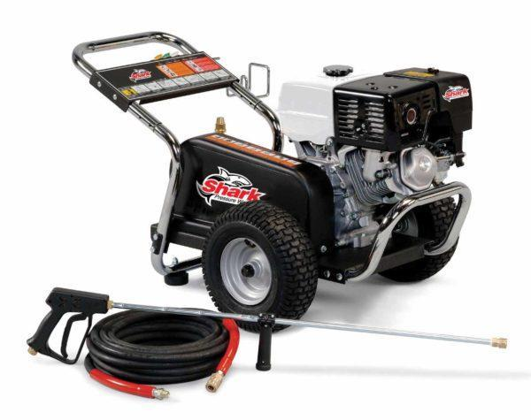 SHARK Hotwater Pressure Washer - 4000 PSI