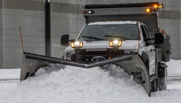 2021 SnowDogg 10.5' HD V-PLOW Snow Plow