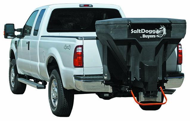 NEW 2020 Saltdogg 11 cu ft Tailgate Spreader