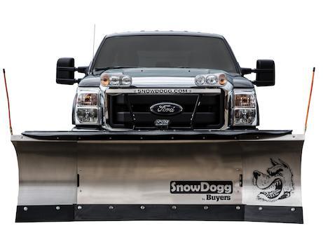 2021 SnowDogg XP810 II Snow Plow