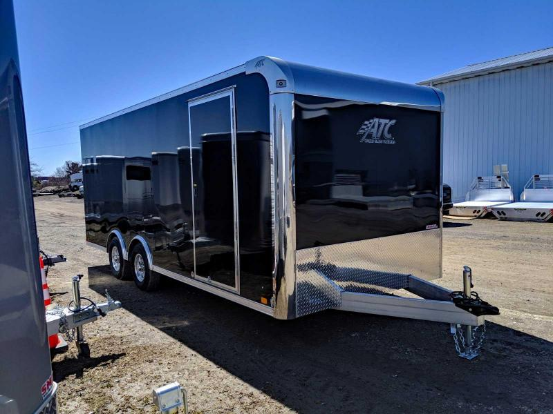 NEW 2021 ATC 8.5 x 20 Raven Car Hauler (7' Inside)