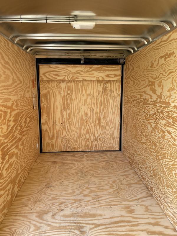NEW 2022 Car Mate 6x12 Sportster Cargo Trailer w/ Ramp Door