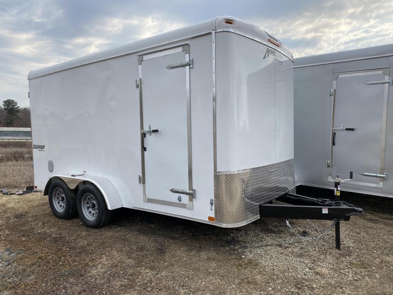 NEW 2022 Homesteader 7x14 Challenger Cargo Trailer w/ Rear Barn Doors