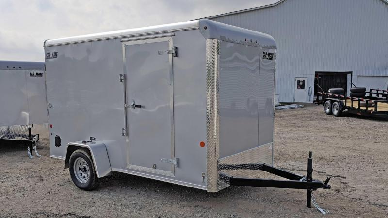 NEW 2021 Car Mate 6x12 Custom Cargo Trailer w/ Ramp Door