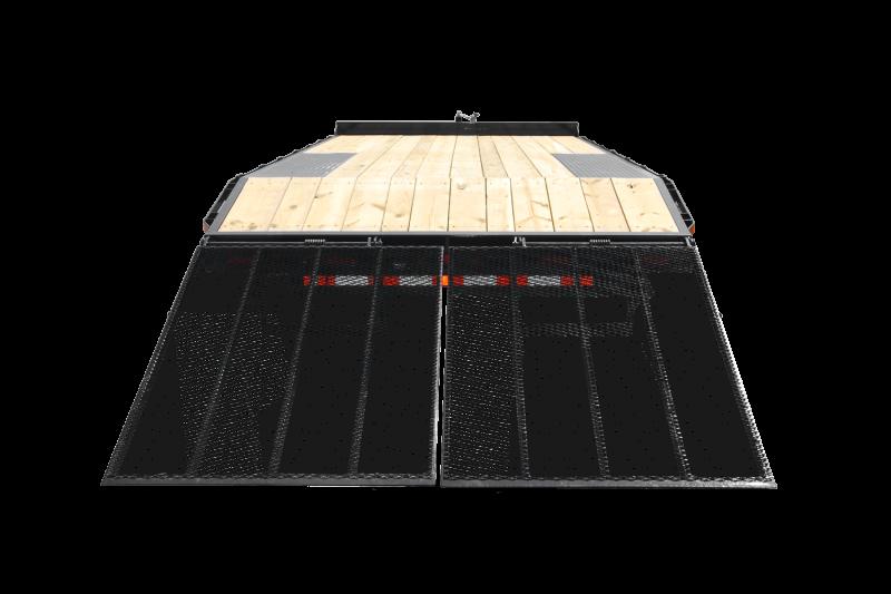 NEW 2021 CAM 15+3 LD Deckover Tagalong Trailer w/Landscape Ramps