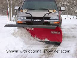 NEW Hiniker 8' HD Full Trip Conventional Steel Snow Plow