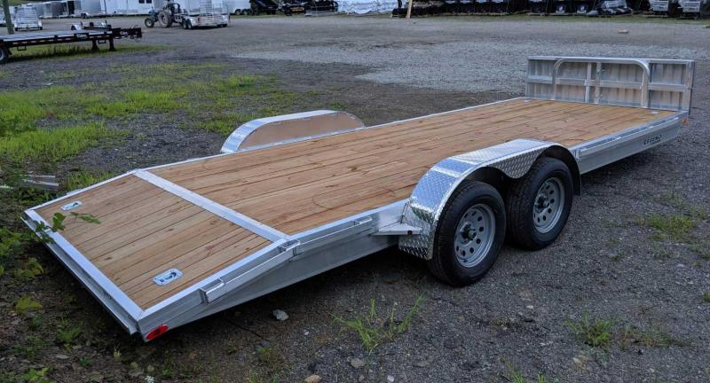 NEW 2021 Legend 18' Open Car Hauler w/ Wood Deck