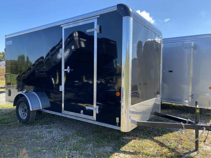 NEW 2022 Car Mate 6x12 Sportster Cargo Trailer w/ Rear Barn Doors