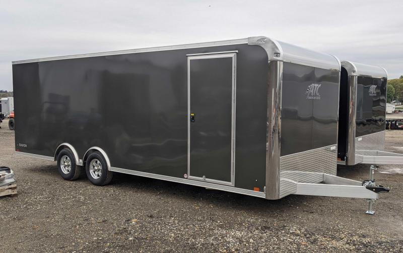 NEW 2021 ATC 8.5 x 24 HD Raven Car Hauler (7' Inside)
