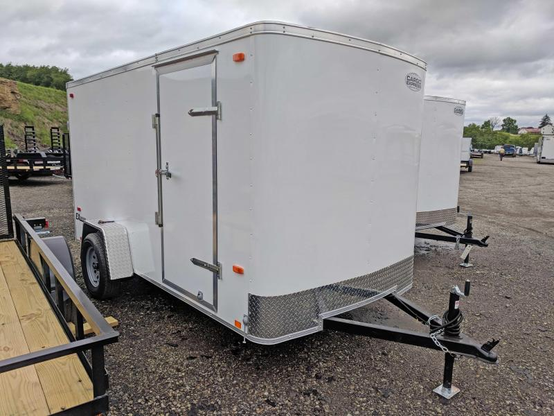 NEW 2020 Homesteader 6x12 Challenger Cargo Trailer w/ Rear Ramp Door & Transition Flap