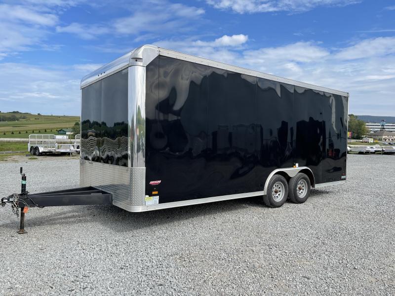 USED 2019 Haulin Phantom 8.5 x 20 Car Hauler
