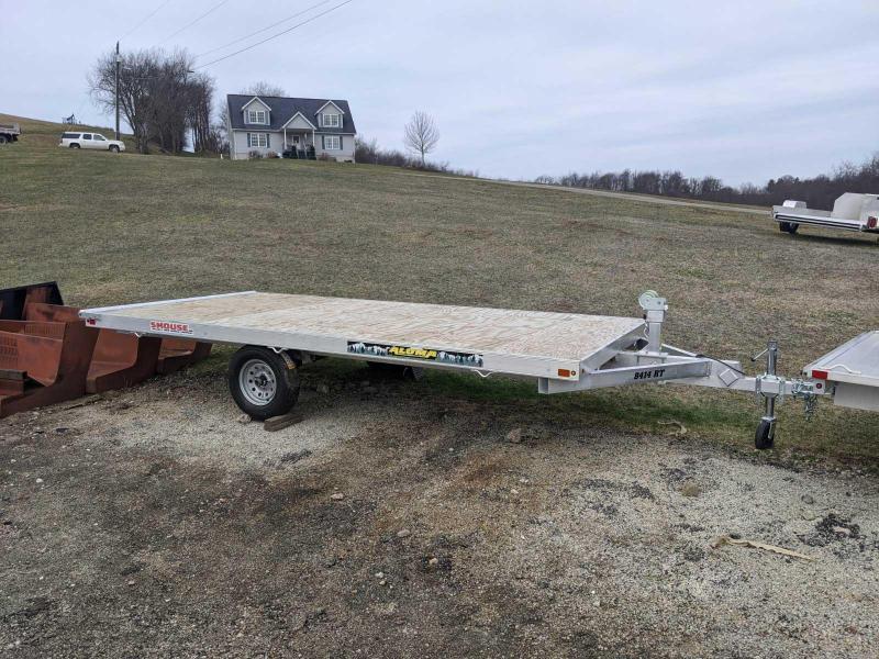 NEW 2021 Aluma 14' Raft trailer