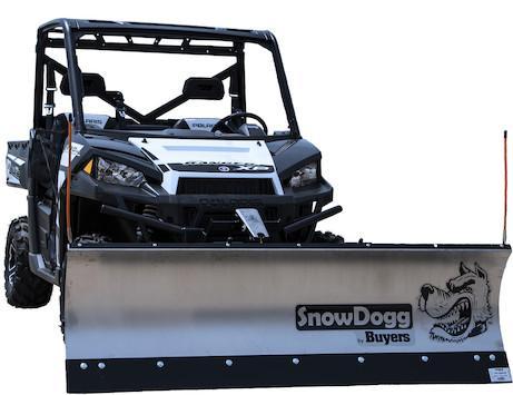 2021 SnowDogg MUT60 UTV Plow Snow Plow