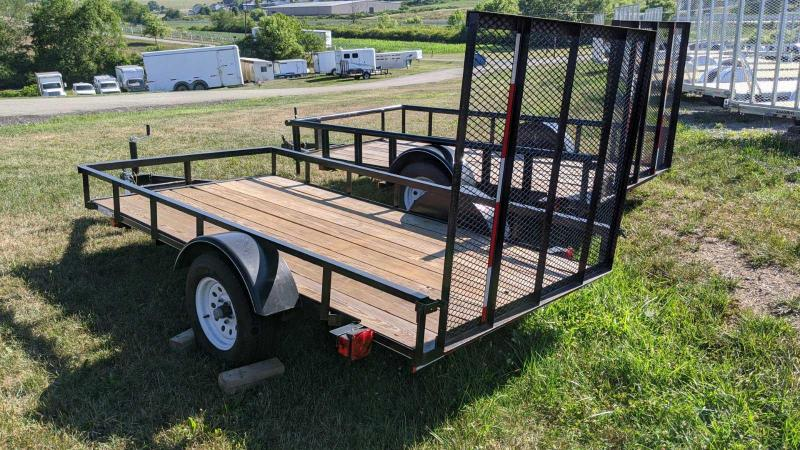USED 2017 Carry-On 5x10 Utility Trailer (2000# GVW)