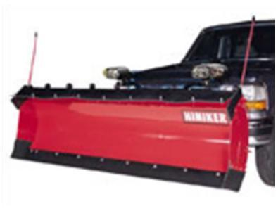 NEW HINIKER 8' HD Full Trip Conventional Steel Plow
