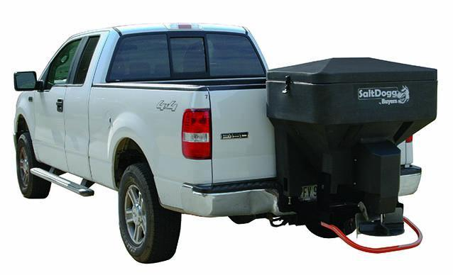 NEW 2020 Saltdogg 8 cu ft Tailgate Spreader