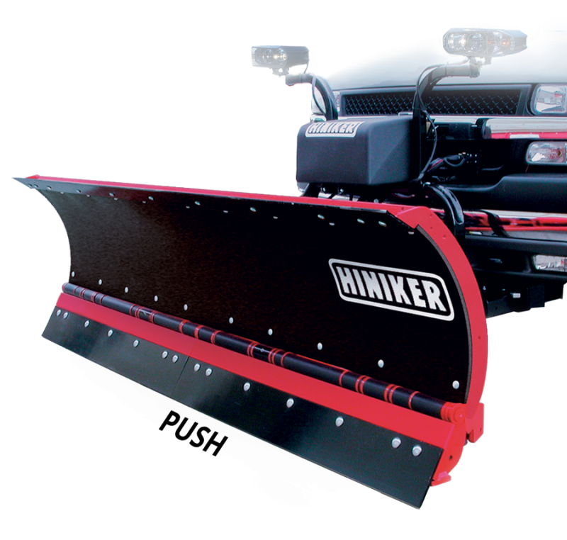 NEW Hiniker 9' Poly C-Plow