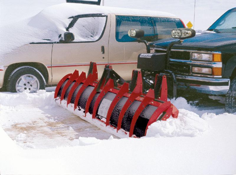 NEW Hiniker 9' Poly C-Plow