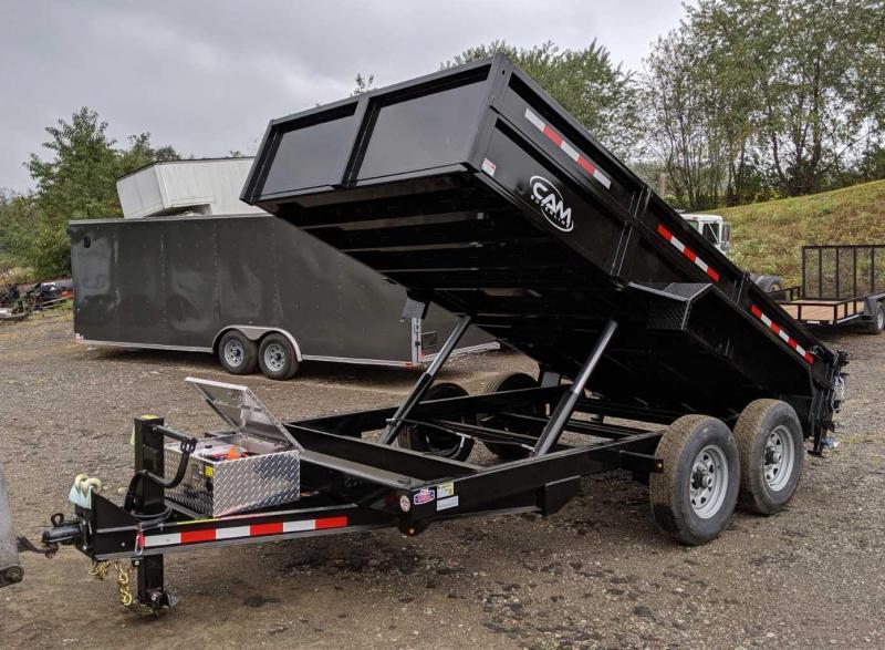 """NEW 2020 CAM 6'9"""" x 14' HD """"BEAST"""" Lo Pro Equipment Dump"""
