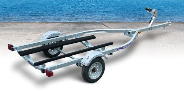 NEW 2021 Load Rite 14' (2 to 3 Seat) Jet Ski Trailer