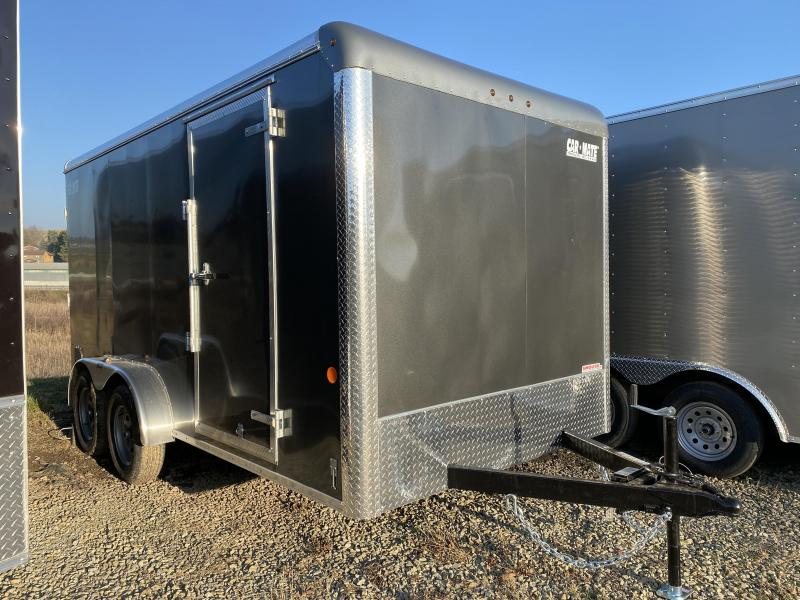 NEW 2021 Car Mate 7x14 HD Custom Cargo Trailer w/ Ramp Door