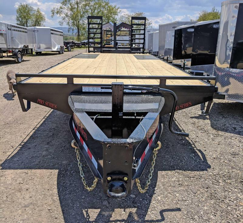 NEW 2021 Quality 20+5 HD Deckover Tagalong w/ Spring Assist Ramps